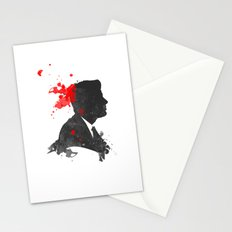 The Assassination of John F. Kennedy Stationery Cards