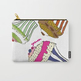 Cupcake Mix Carry-All Pouch