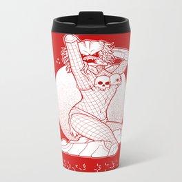 Sexual Predator Metal Travel Mug