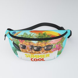Summer Cool Fanny Pack