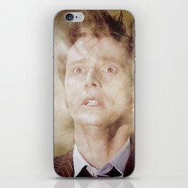 "The Doctor ""Vale Decem"" iPhone Skin"