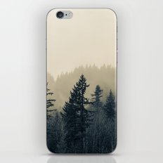 Mists of Noon iPhone & iPod Skin