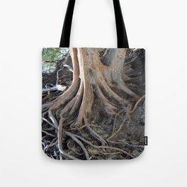 Roots run deep Tote Bag