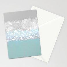Wet Canvas Stationery Cards