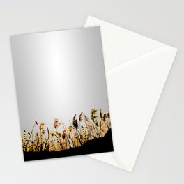FLOWERS VIEW FROM UNDERNEATH 2 Stationery Cards