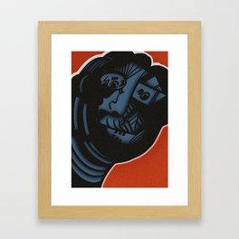 Many & One Framed Art Print