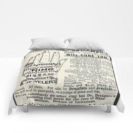 Righteous Rheumatism Comforters