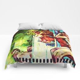 Film Strip Comforters