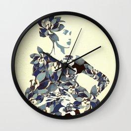 Inner Beauty II Wall Clock