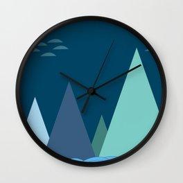 Pahar Wall Clock