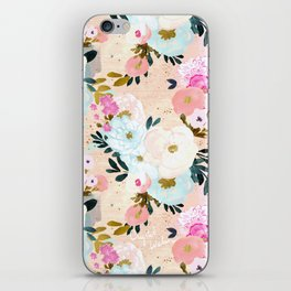 Florence Painterly Floral iPhone Skin