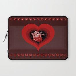 Delicious Valentine Laptop Sleeve
