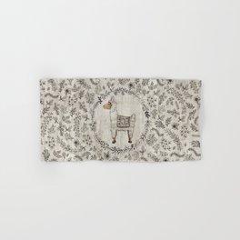Lala Llama Hand & Bath Towel