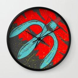 Trident 3 Wall Clock