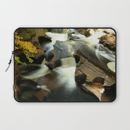 Fall from the Bridge Laptop Sleeve