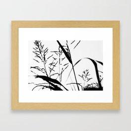 not gluten free Framed Art Print