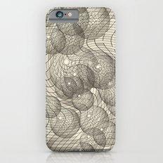 Cosmos in Sepia Slim Case iPhone 6s