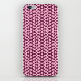 Fractal Lace iPhone Skin
