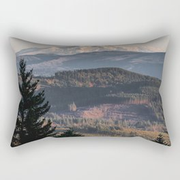 PNW Mount Hood Adventure II Rectangular Pillow