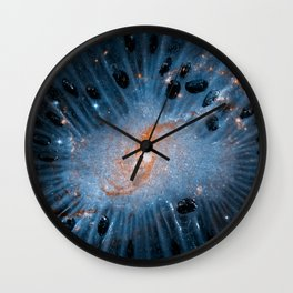 Cosmic Seeds of Life Wall Clock