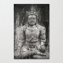 Prambanan Canvas Print