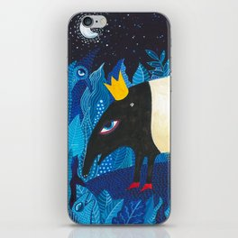 Prom queen iPhone Skin