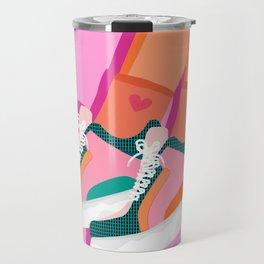 shoes Travel Mug