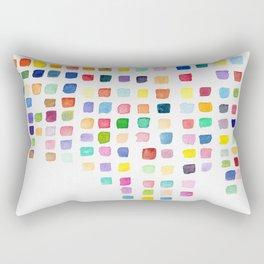 Cascade Square Rectangular Pillow