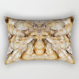 Dancing Fungi Rectangular Pillow