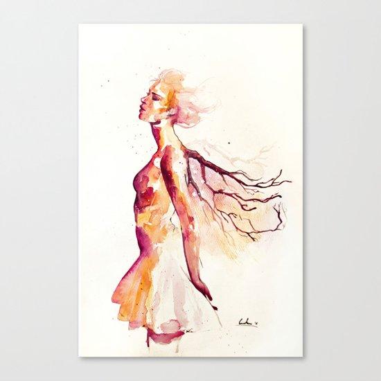 comes light Canvas Print