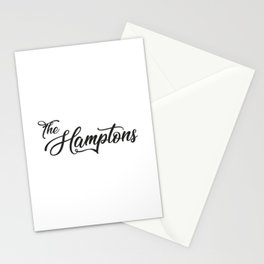 The Hamptons Stationery Cards