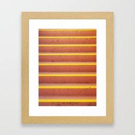 Step Up Framed Art Print