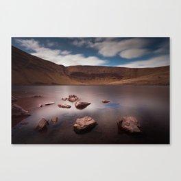 Llyn y Fan Fach Lake Canvas Print