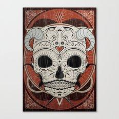 il diavolo Canvas Print