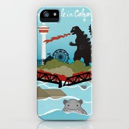 YYCFlood iPhone Case