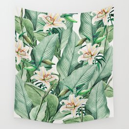 Tropical state Wall Tapestry