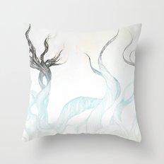Wild Hair!  Throw Pillow