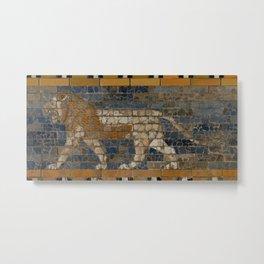 Processional Way - Babylon Metal Print