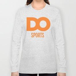 DO Sports Long Sleeve T-shirt