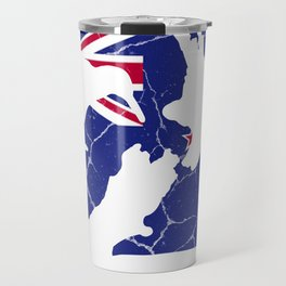 New Zealand Wellington gift Auckland Travel Mug