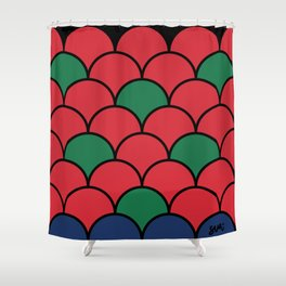 Fresa / Strawberry Shower Curtain