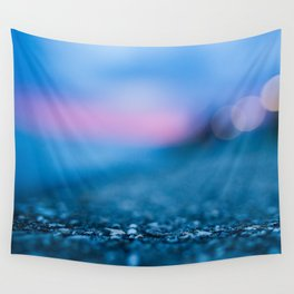 Beautiful dew drops Wall Tapestry