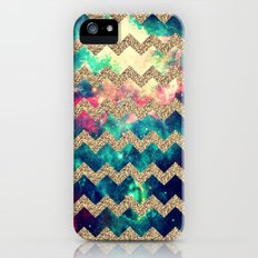 Glitter Space 4 - for iphone iPhone (5, 5s) Slim Case