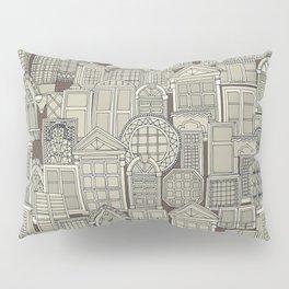 windows umber Pillow Sham