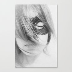 Her Story Canvas Print