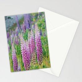 Washingtonian Wildflowers in the Seaside Neighborhood Stationery Cards