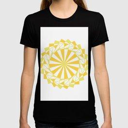 Orange Rays T-shirt