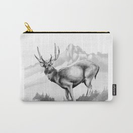 Rusa Deer Carry-All Pouch