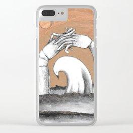 La Paloma Clear iPhone Case