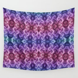 Bands and Bands Wall Tapestry